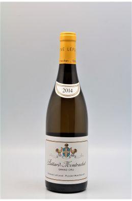 Domaine Leflaive Batard Montrachet 2014