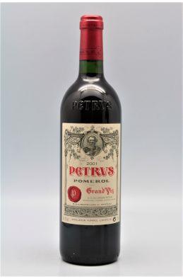 Pétrus 2001