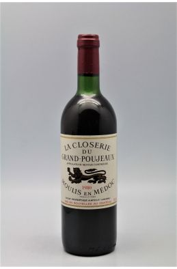 Closerie du Grand Poujeaux 1980