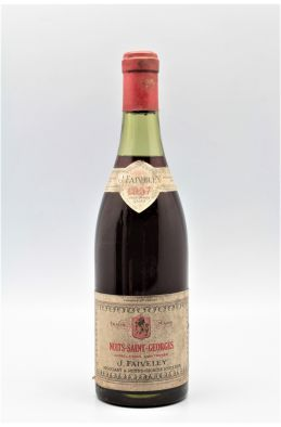 Faiveley Nuits Saint Georges 1957