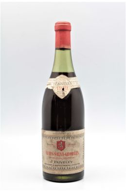 Faiveley Nuits Saint Georges 1959