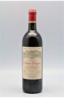 Calon Ségur 1995