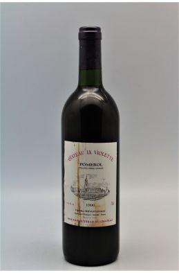 La Violette 1990 - PROMO -10% !