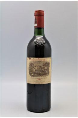 Lafite Rothschild 1985 - PROMO -10% !