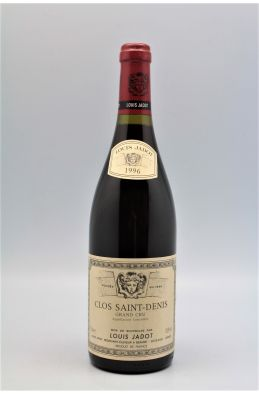 Louis Jadot Clos Saint Denis 1996