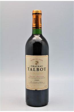 Talbot 1989
