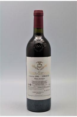 Vega Sicilia Unico 1991