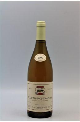 Louis Carillon Puligny Montrachet 1999