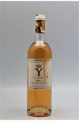 Y d'Yquem 1985 -5% DISCOUNT !