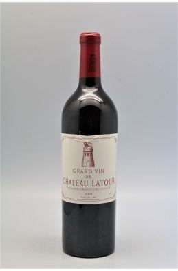 Latour 2003 -5% DISCOUNT !