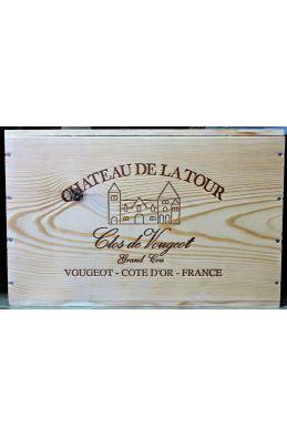 Château de la Tour Clos Vougeot Vieilles Vignes 2015 Magnum