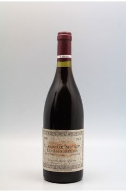 Jacques Frédéric Mugnier Chambolle Musigny 1er cru Les Amoureuses 1990