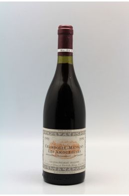 Jacques Frédéric Mugnier Chambolle Musigny 1er cru Les Amoureuses 1991