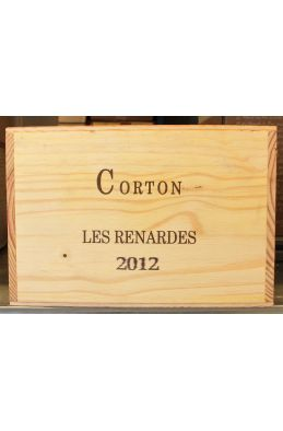 Thibault Liger Belair Corton Les Renardes 2012 OWC