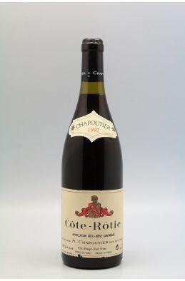 Chapoutier Côte Rôtie 1992