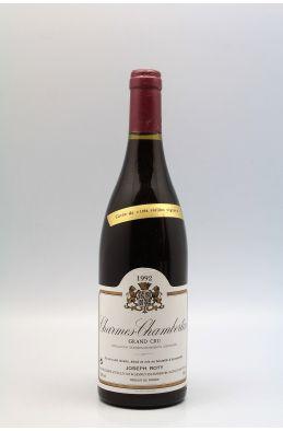 Joseph Roty Charmes Chambertin Cuvée Très Très Vieilles Vignes 1992