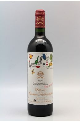 Mouton Rothschild 1997 - PROMO -5% !