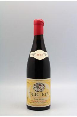 Chignard Fleurie Cuvée Spéciale Vieilles Vignes 2013