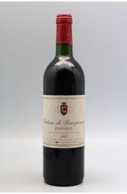Bourgueneuf 1997