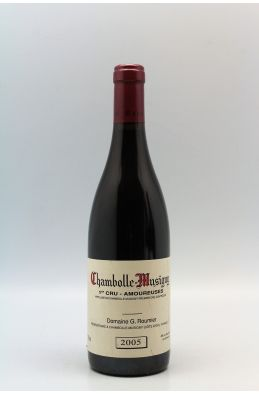 Georges Roumier Chambolle Musigny 1er cru Les Amoureuses 2005