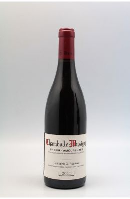 Georges Roumier Chambolle Musigny 1er cru Les Amoureuses 2011
