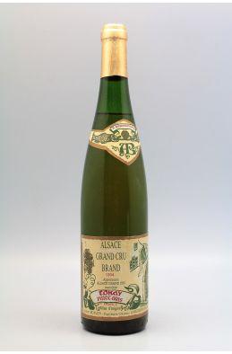 Albert Boxler Alsace grand cru Tokay Pinot Gris Brand 1994
