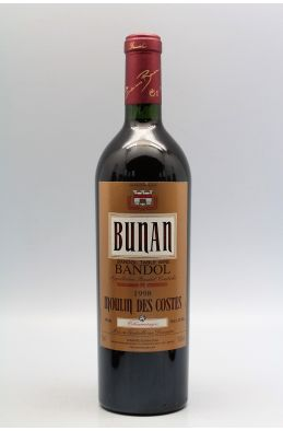 Bunan Bandol Moulin des Costes Charriage 1998
