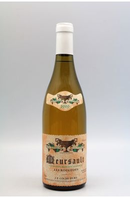 Coche Dury Meursault Rougeots 2000