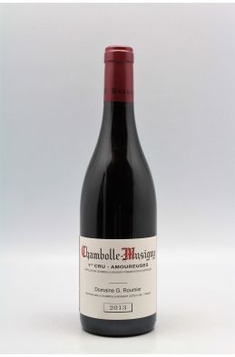 Georges Roumier Chambolle Musigny 1er cru Les Amoureuses 2013