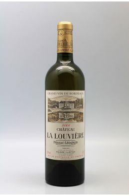 La Louvière 2001 blanc