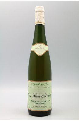 Schoffit Alsace Grand cru Riesling Rangen de Thann Clos Saint Théobald 1990