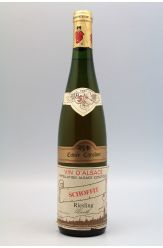Schoffit Alsace Riesling Harth Cuvée Caroline 1990