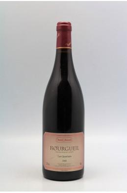 Amirault Bourgueil Les Quartiers 2002