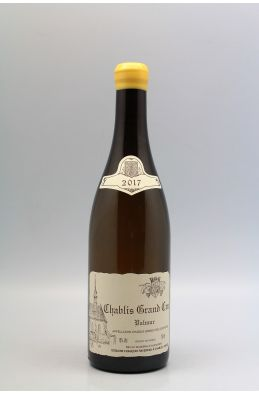 Raveneau Chablis Grand cru Valmur 2017