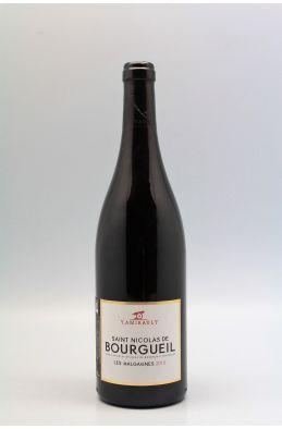 Amirault Saint Nicolas de Bourgueil Les Malgagnes 2018