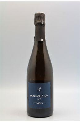 Hauts Baigneux Vin de France Spontané Blanc 2017