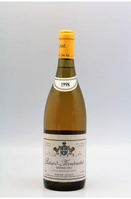 Domaine Leflaive Bâtard Montrachet 1998