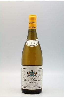 Domaine Leflaive Bâtard Montrachet 1999