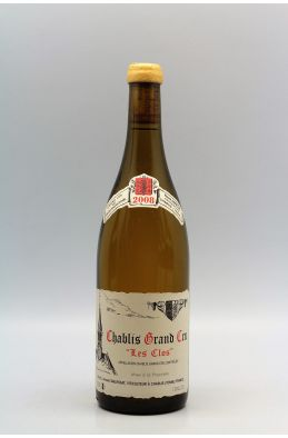 Vincent Dauvissat Chablis Grand cru Les Clos 2008