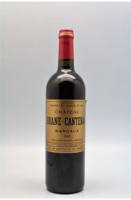 Brane Cantenac 2005