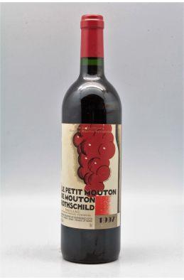 Petit Mouton 1997