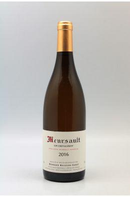 Boisson Vadot Meursault Les Chevalières 2016