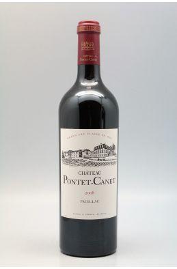 Pontet Canet 2008
