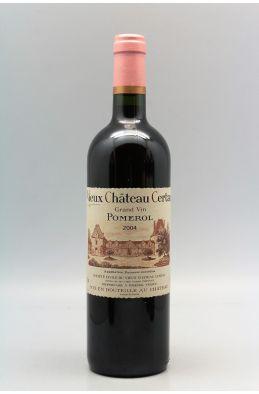 Vieux Château Certan 2004