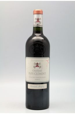 Pape Clément 2005 -5% DISCOUNT !