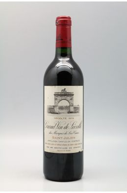 Léoville Las Cases 1979