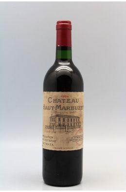 Haut Marbuzet 1994 - PROMO -5% !