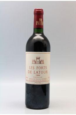 Les Forts de Latour 1992