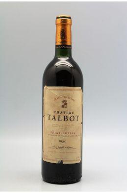 Talbot 1986 -10% DISCOUNT !