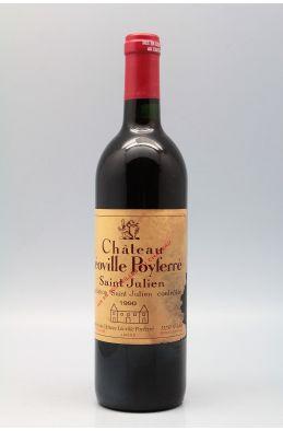Léoville Poyferré 1990 - PROMO -5% !